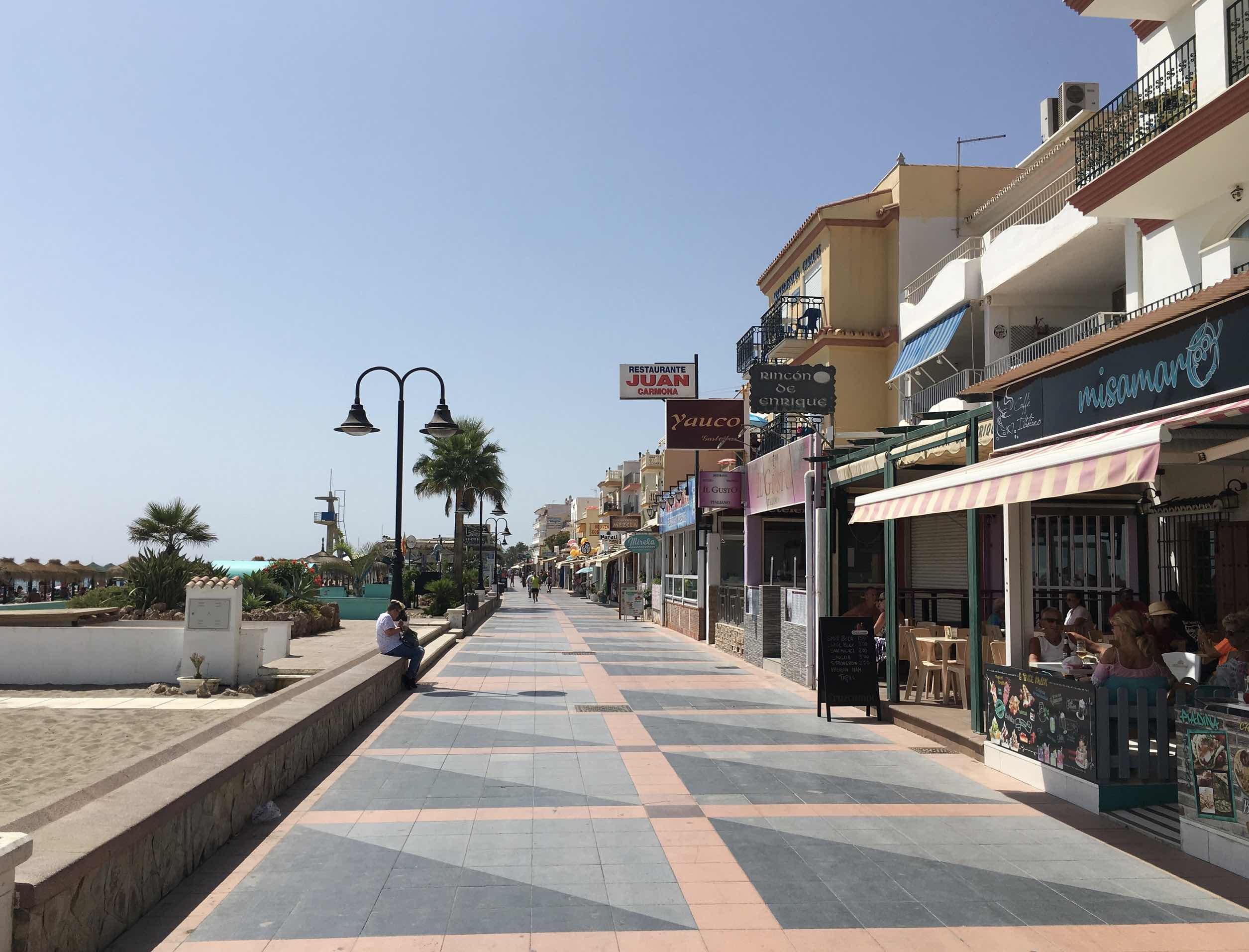 torremolinos boulevard