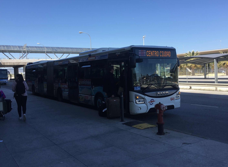 Deze bus is niet van Avanza.
