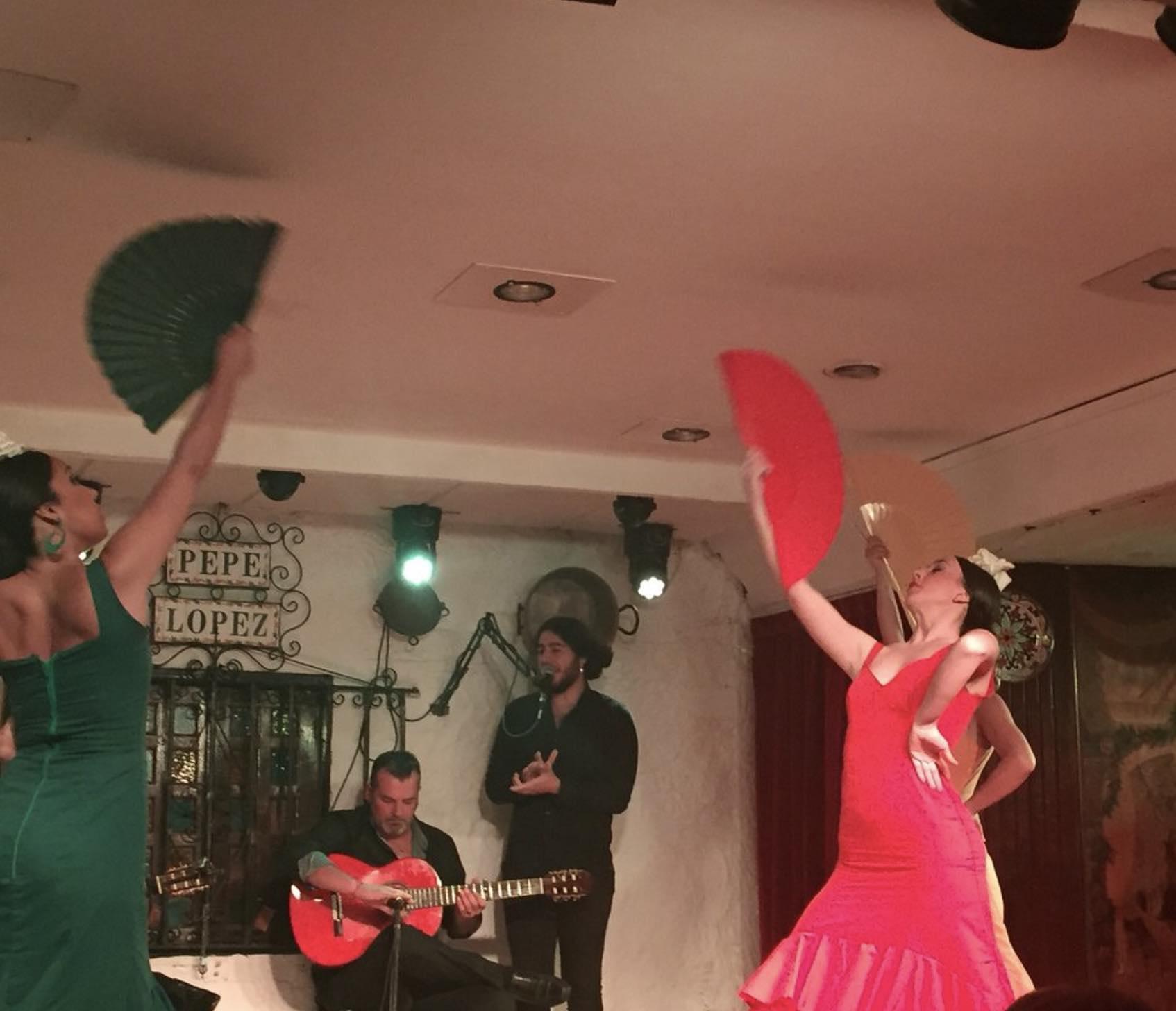 flamenco torremolinos