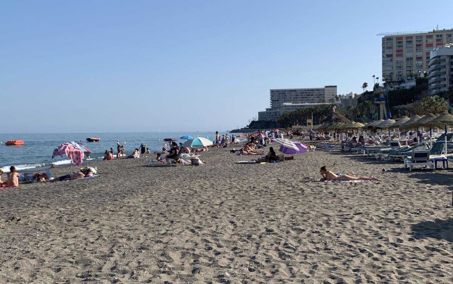 strand bajondillo