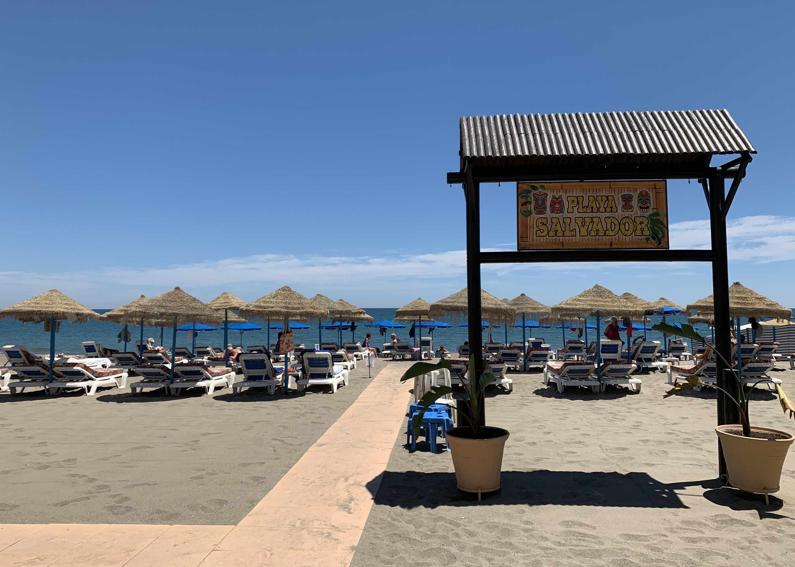 strand carihuela2