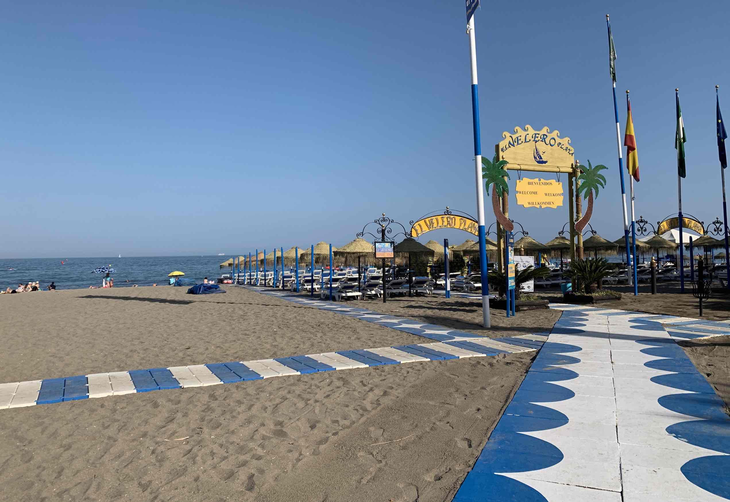 strandclub bajondillo