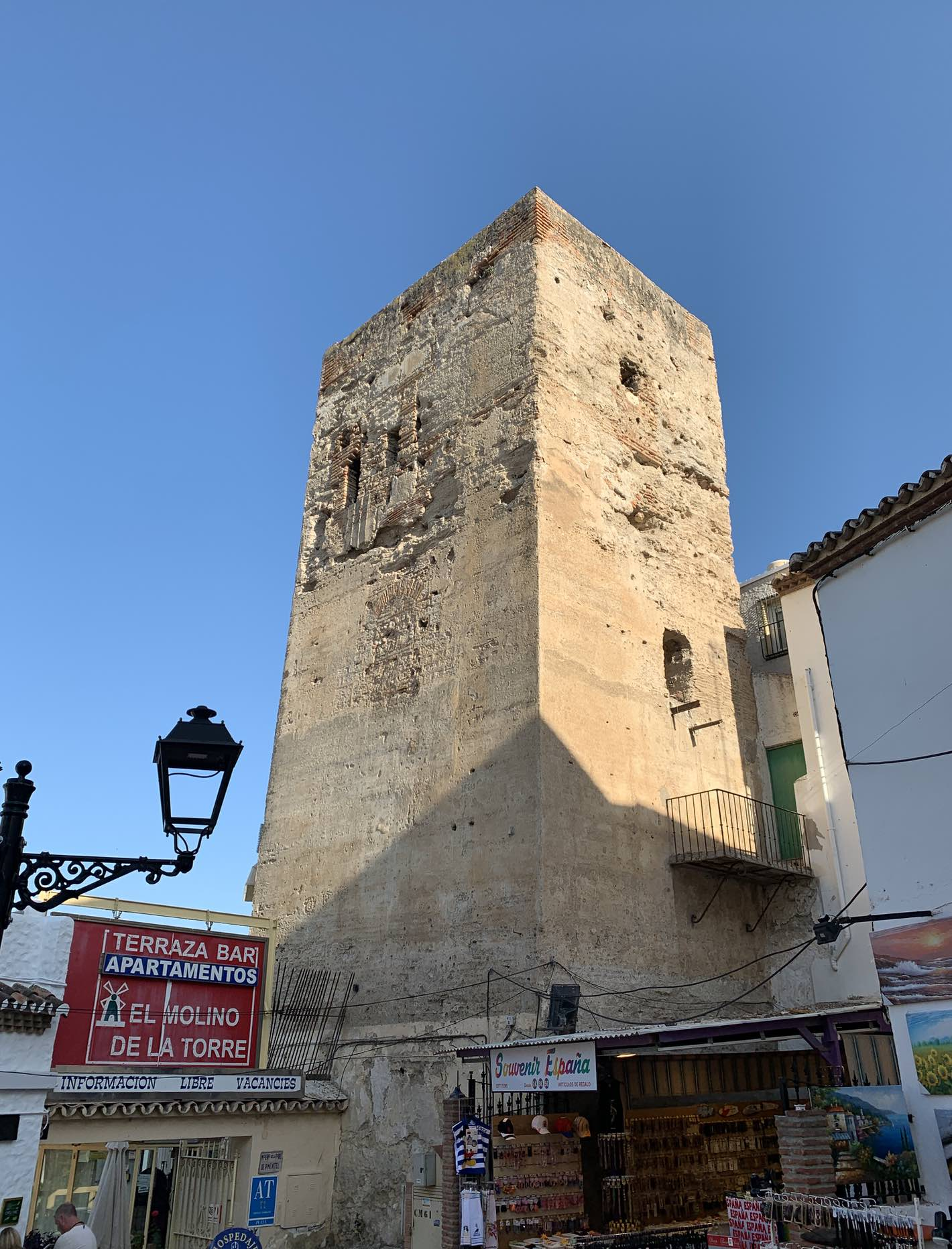 torre de pimentel in Málaga